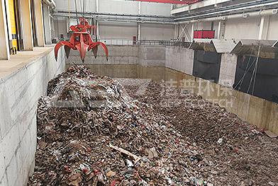 Projet de système de traitement des ordures menagers