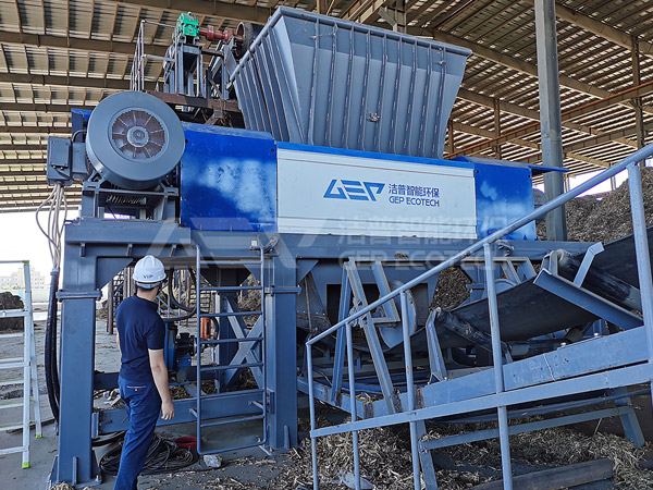 Straw turned into fuel! GEP adds power to biomass power generation projects