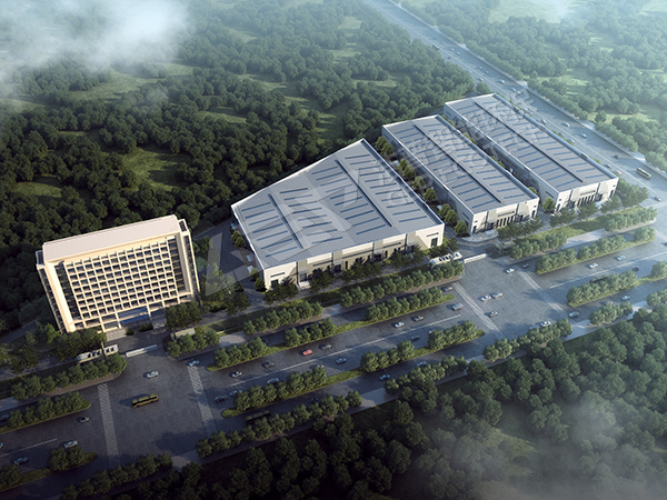 Ouverture du nouveau projet de construction d'équipement d'usine
