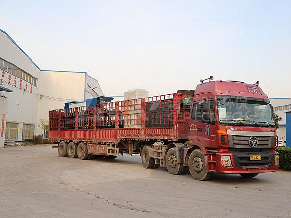 De gros équipements d'élimination des déchets du district de Guan