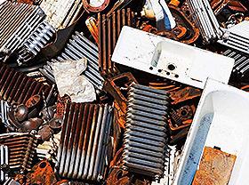 Déchets métalliques