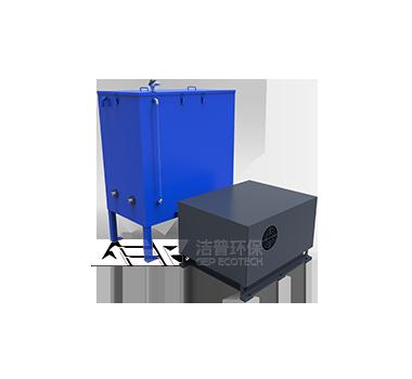 GIC série système de suppression de poussière