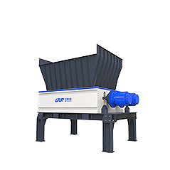 GP Series Double shaft primary shredder